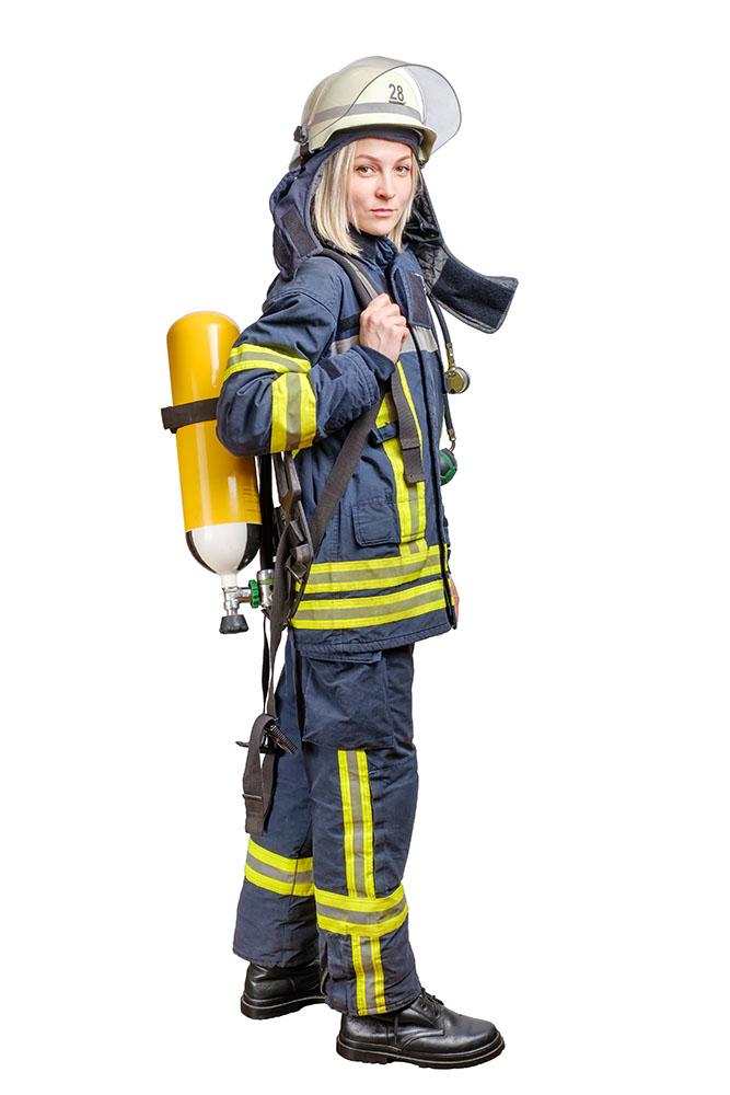Arbeitsmedizin für Feuerwehren von Rohrberg & Theile